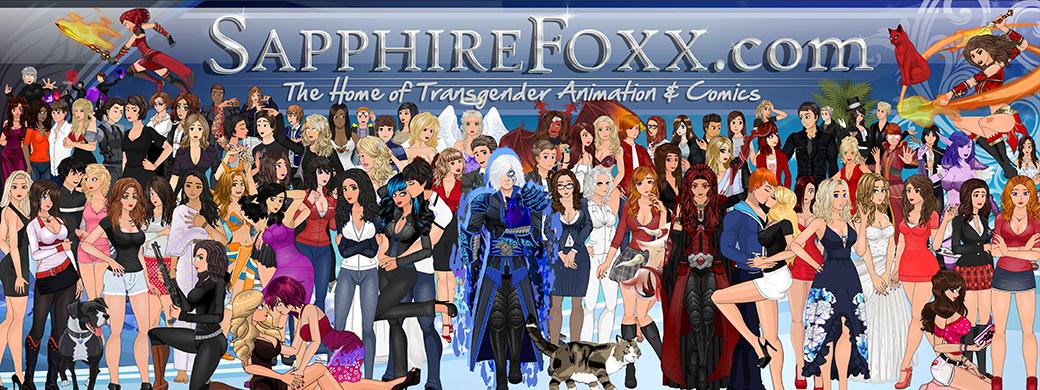 SapphireFoxx Beyond